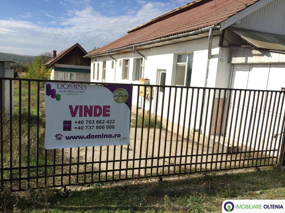 Vânzare spațiu comercial situat în Comuna Bâlteni, sat Vlăduleni