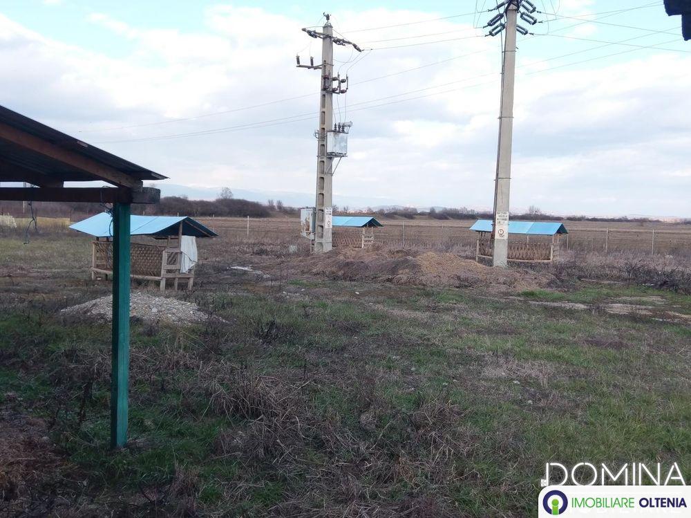 Vânzare spațiu industrial în Dănești sat  Botorogi
