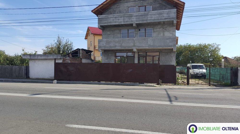 Imobiliare inchiriez spatiu comercial Calea Severinului Tg Jiu