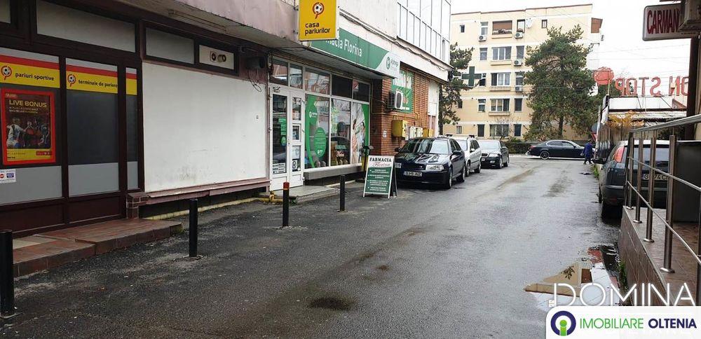 Vânzare spațiu comercial în Târgu Jiu, strada Unirii